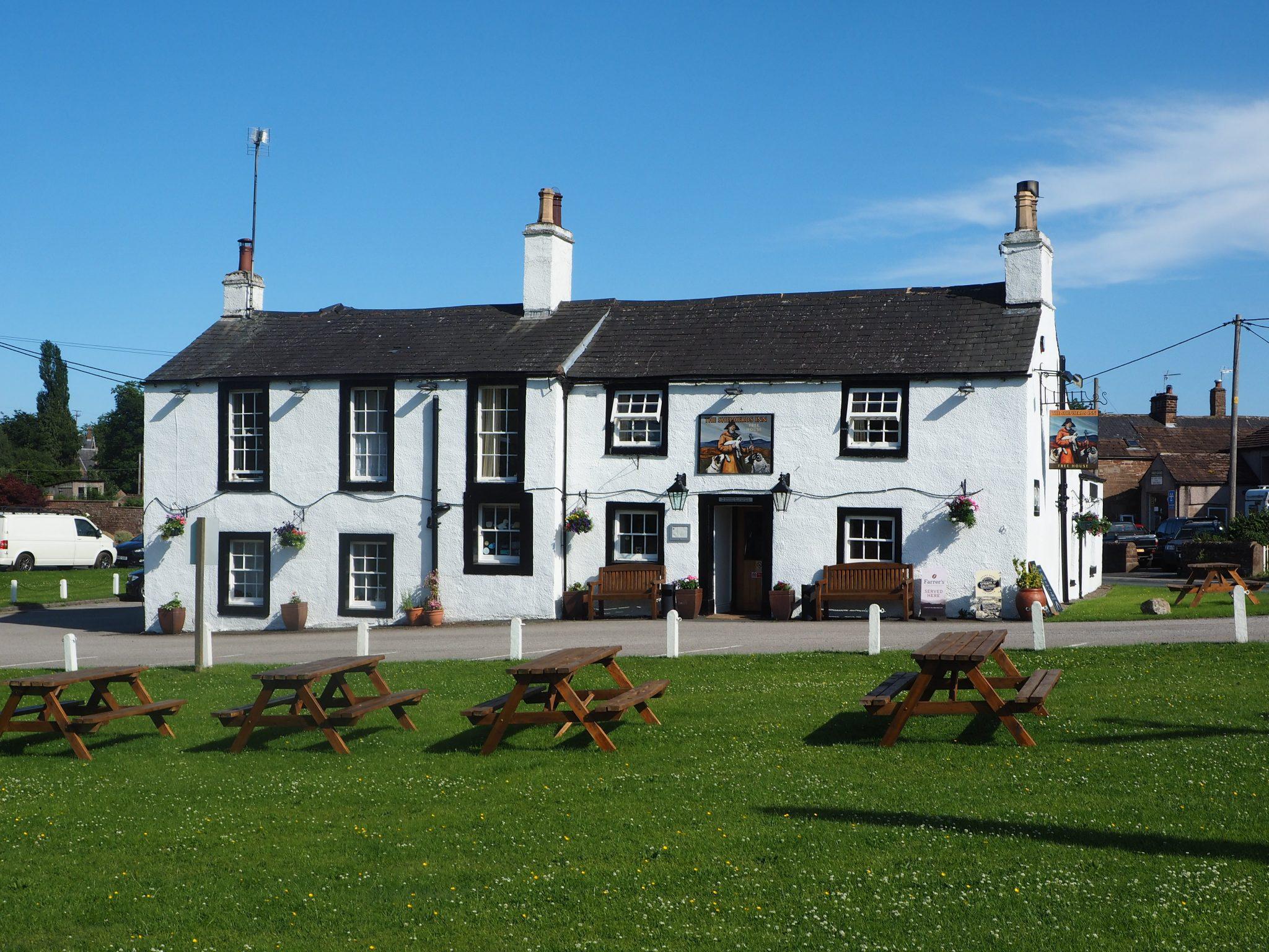 The Shepherds Inn, Langwathby