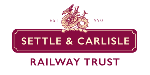 The Settle-Carlisle Railway Trust logo.