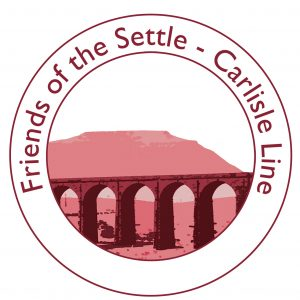 Friends of the Settle-Carlisle Line, logo.
